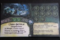 Elder Sign: Ubbo-Sathla Promo Card