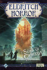 Eldritch Horror: Signs of Carcosa