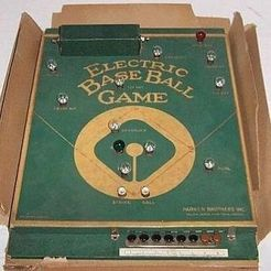 Electric Base Ball Game