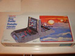 Electronic Sea Battle