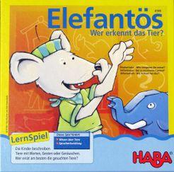 Elefantös: Wer erkennt das Tier?