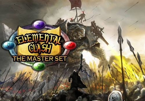 Elemental Clash: The Master Set