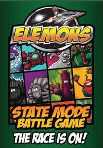 Elemons: STATE MODE Battle Game