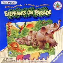 Elephants on Parade