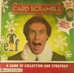 Elf: Card Scramble