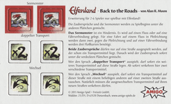 Elfenland: Back to the Roads