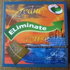 Eliminate: The Waste Minimisation Training Game