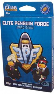 Elite Penguin Force Card Game