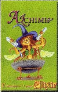 Elixir: Alchimie