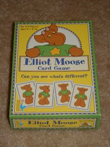 Elliot Moose Card Game