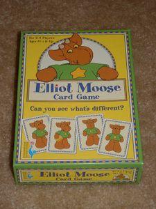 Elliot Moose Card Game