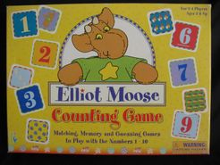 Elliot Moose Counting Game