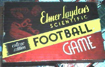 Elmer Layden's Scientific Football Game: College Edition