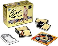Elvis Trivia Game Collector's Edition