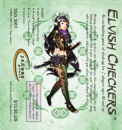 Elvish Checkers