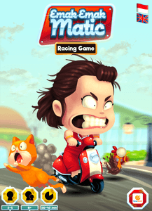 Emak-Emak Matic Racing Game
