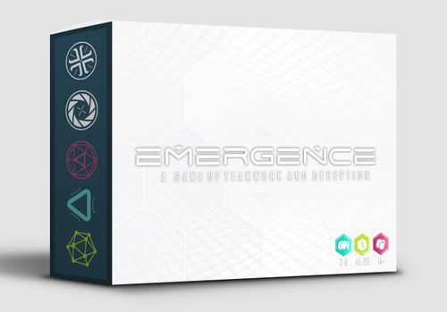 Emergence: A Game of Teamwork and Deception