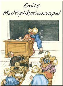 Emils multiplikationsspel