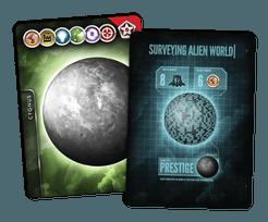Eminent Domain: Cygnus Planet Promo