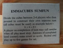 Emmacubes Sumfun
