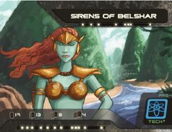 Empires of the Void: Sirens of Belshar