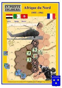 En Pointe Toujours!: Afrique du Nord 1955-1961