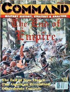 End of Empire: The French and Indian War and the American Revolution