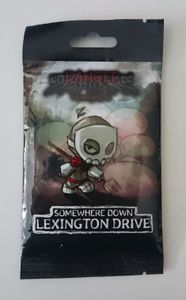 Endangered Orphans of Condyle Cove: Somewhere Down Lexington Drive Booster Pack