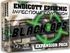 Endicott Epidemic: Infectious Contagion Expansion #1 – Black Ops