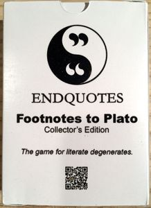 EndQuotes: Footnotes to Plato