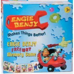 Engie Benjy Memory Game