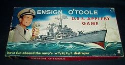Ensign O'Toole  U.S.S. Appleby Game