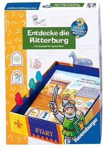 Entdecke die Ritterburg