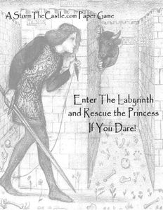 Enter the Labyrinth and Rescue the Princess