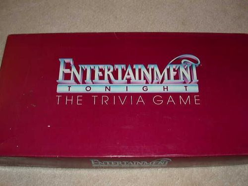 Entertainment Tonight: The Trivia Game