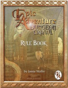 Epic Adventure Dungeon Crawl
