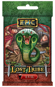 Epic Card Game: Lost Tribe – Evil