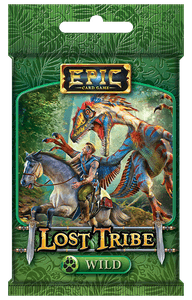Epic Card Game: Lost Tribe – Wild