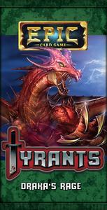 Epic Card Game: Tyrants – Draka's Rage