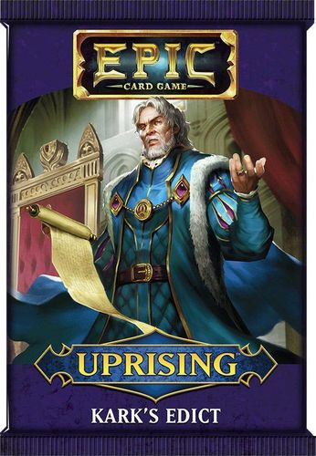 Epic Card Game: Uprising – Kark's Edict