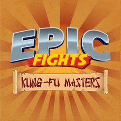 Epic Fights: Kung Fu Masters