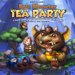 Epic Monster Tea Party