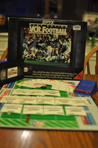 EPYX Play Action VCR Football