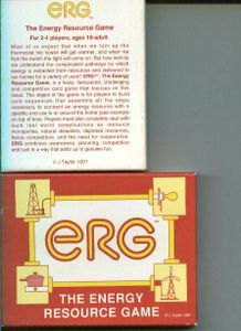 ERG: The Energy Resource Game