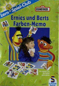 Ernies und Berts Farben-Memo