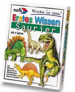 Erstes Wissen Saurier