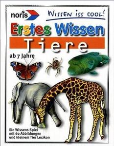 Erstes Wissen Tiere