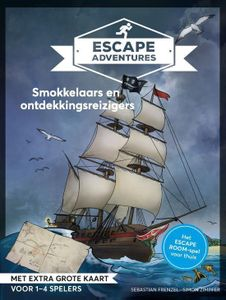 Escape Adventures: Von Schmugglern und Entdeckern