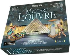 Escape Box: Mystère au Louvre