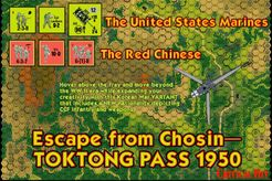 Escape from Chosin: Toktong Pass 1950